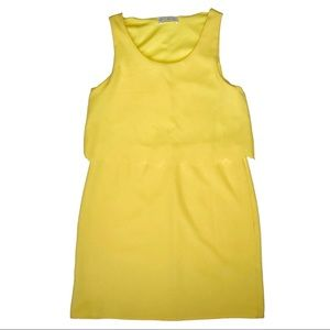 A Cut Above Boutique Yellow Tank Top Dress